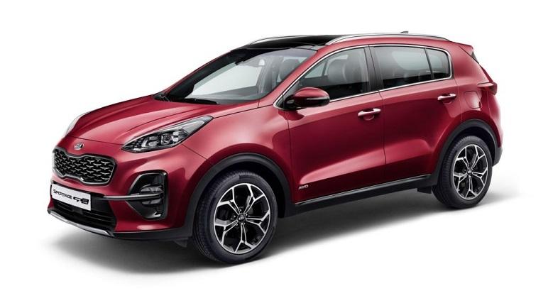 Kia Sportage ibrida (mild) diesel: caratteristiche del restyling