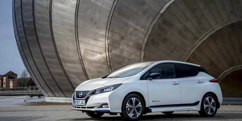 Crash Test Euro NCAP 2018: Nissan Leaf Elettrica in testa