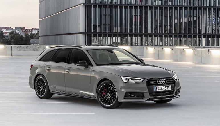 Audi A4 S line Black: la versione speciale per chi cerca di più