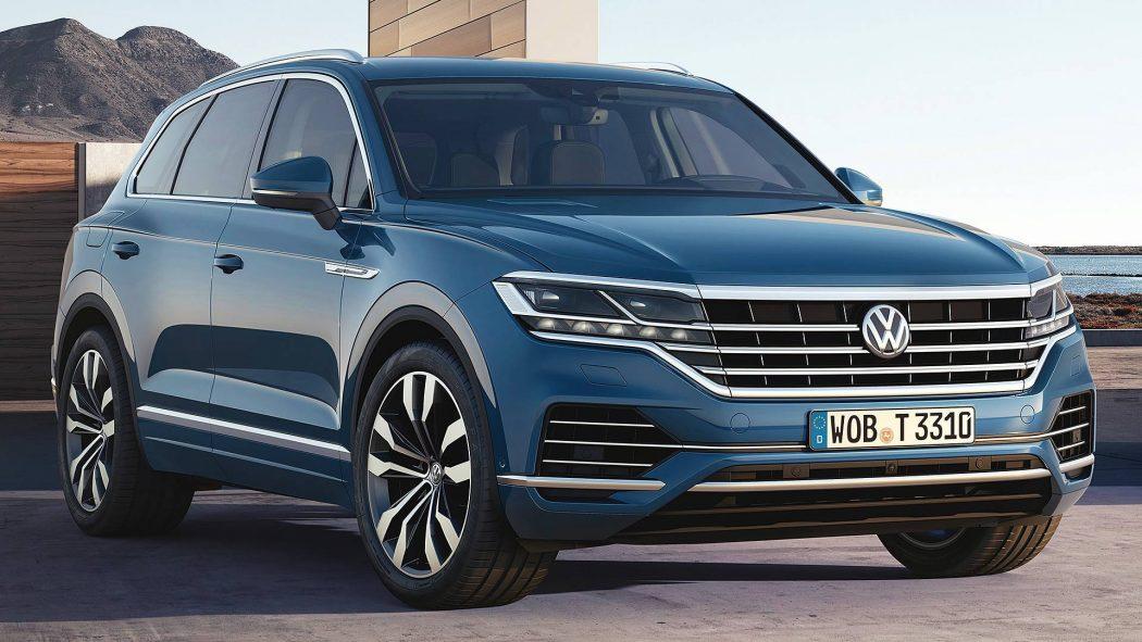 Volkswagen Touareg 2018: si rinnova il SUV tedesco