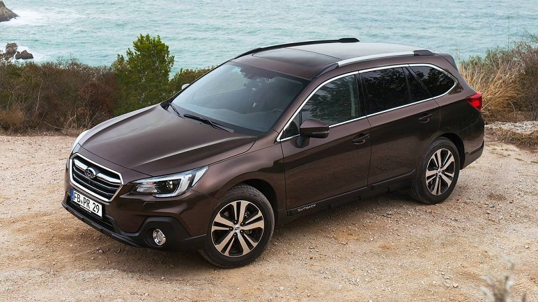 Subaru Outback: caratteristiche del SUV… solo a benzina