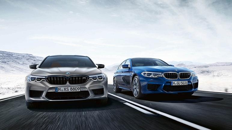 BMW M5 Competition: le caratteristiche della 625 CV