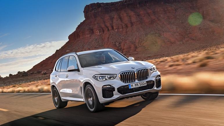 BMW X5 2019: le caratteristiche del nuovo SUV tedesco