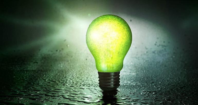 Ottobre 2019, offerte luce: il 39% delle tariffe con energia green