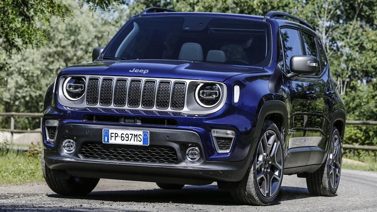 Jeep Renegade 2019: caratteristiche, restyling e nuove motorizzazioni