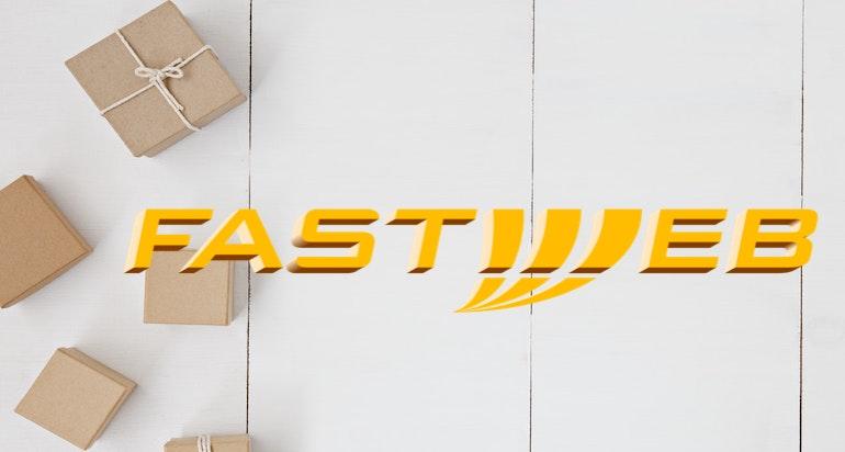 Come richiedere il regalo Fastweb di benvenuto