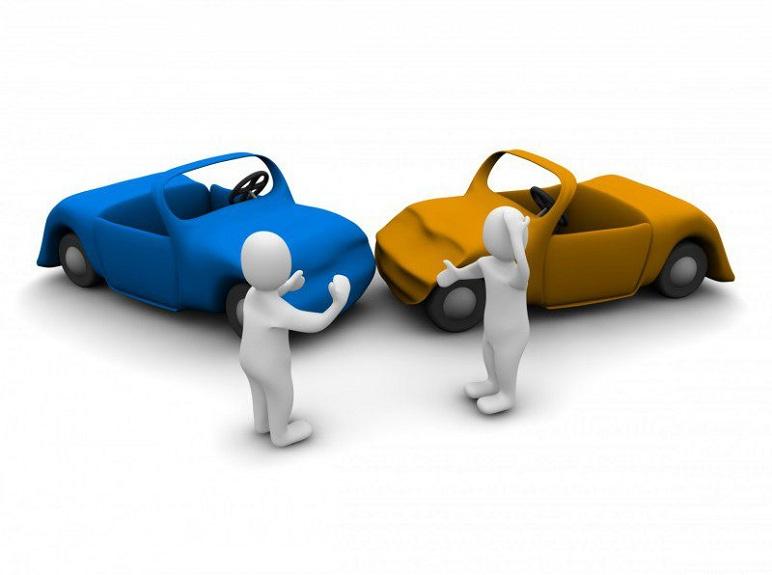 Incidente in un parcheggio privato: chi paga?
