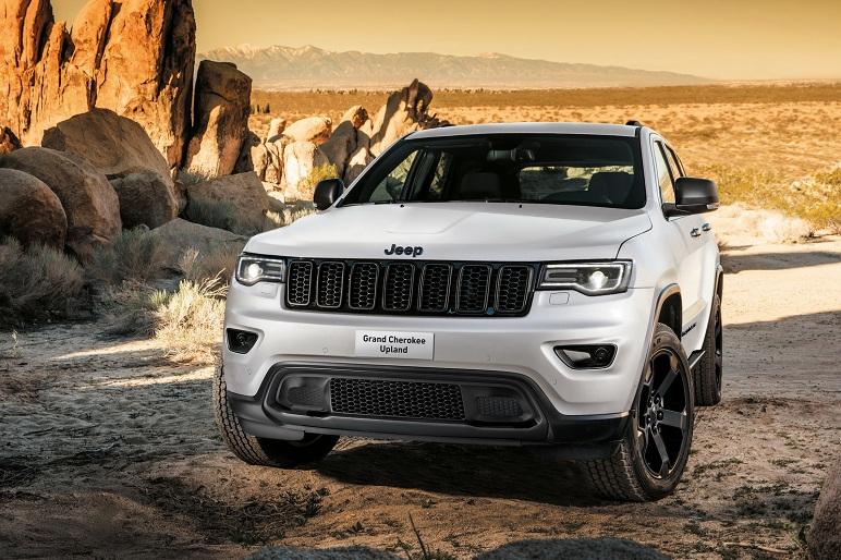 Jeep Grand Cherokee Upland: le caratteristiche del nuovo SUV