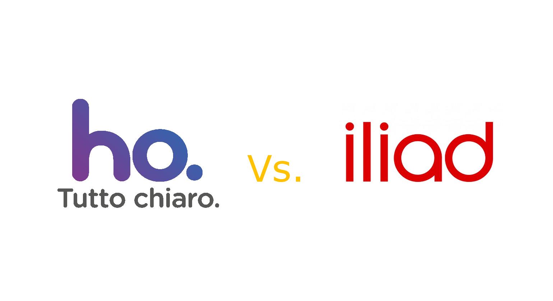 Confronto offerte ho. Mobile e Iliad con 40 GB: qual è la migliore?