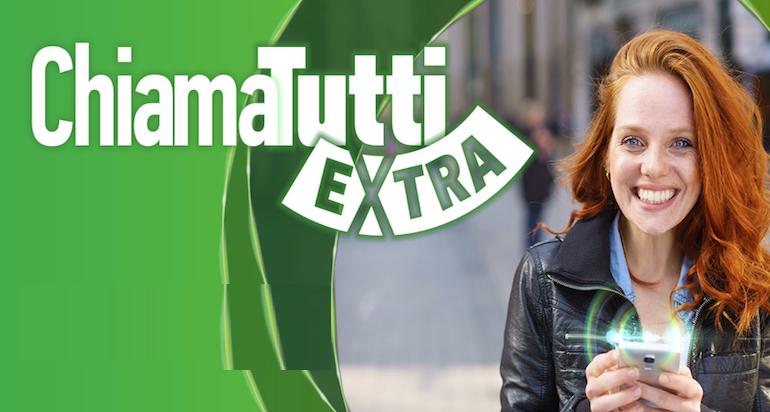 CoopVoce ChiamaTutti Extra, 9€:  minuti, sms illimitati e 30 GB