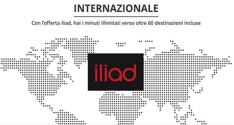 Quali Paesi posso chiamare con Iliad: telefonate verso l'estero comprese