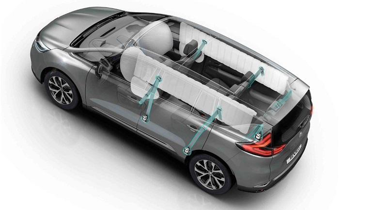 Airbag a tendina: cosa sono e come funzionano
