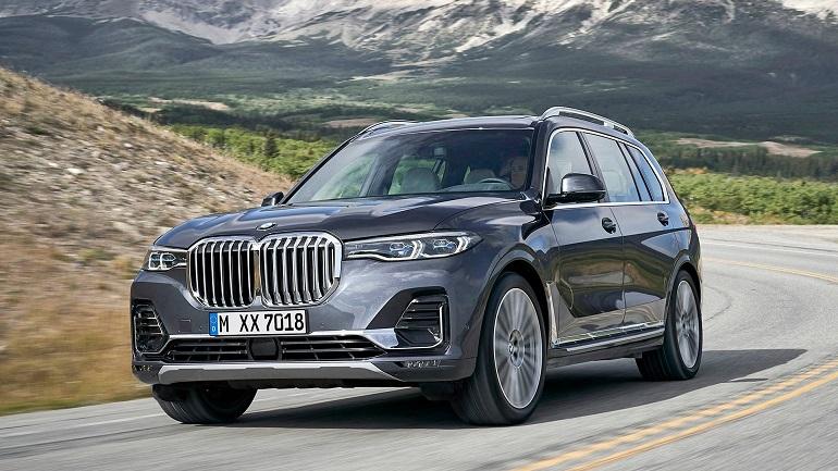 BMW X7: le caratteristiche del gigantesco SUV dell'Elica