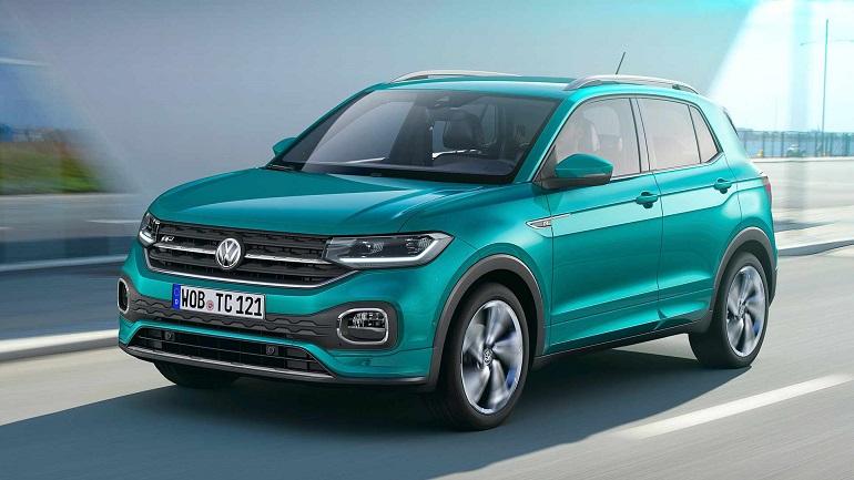 Volkswagen T-Cross: le caratteristiche del nuovo mini SUV