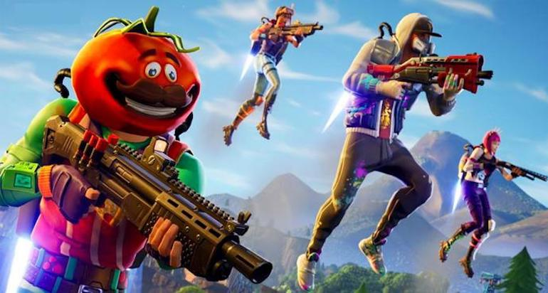 Quanti giga consuma Fortnite su PS4