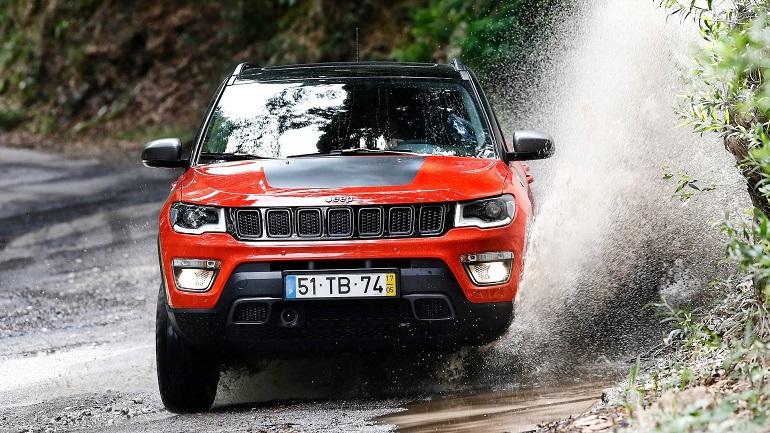 Jeep Compass Trailhawk, le caratteristiche del SUV da off-road