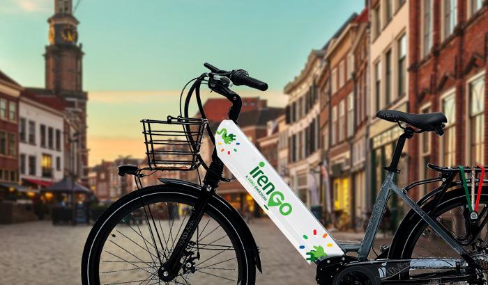 IrenGo: l'offerta di Iren per l'e-bike a zero emissioni