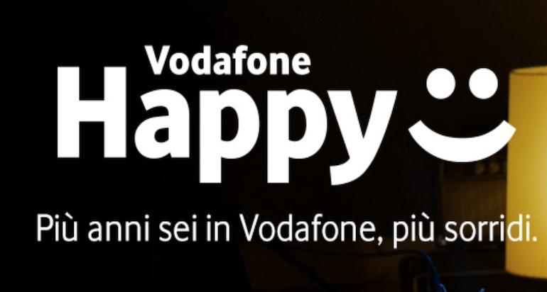 Come disattivare Vodafone Happy: ecco cosa fare
