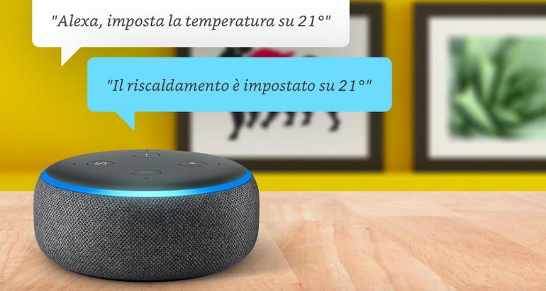 Come ottenere Amazon Echo Dot in regalo con Eni gas e luce