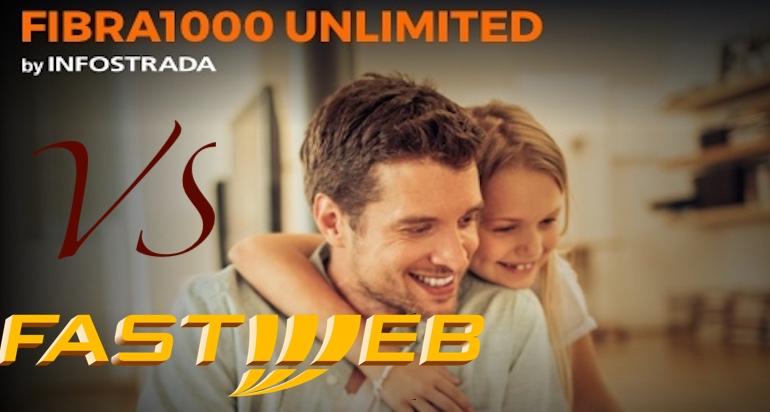 Novembre 2018: Fastweb o Wind? la fibra più conveniente per casa