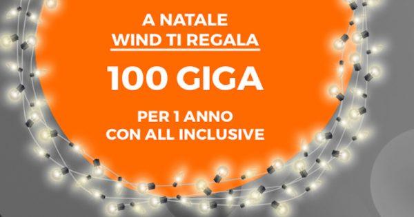 100 gb wind in regalo per 1 anno a quasi tutti ecco come richiederli - Gb immobiliare milano ...