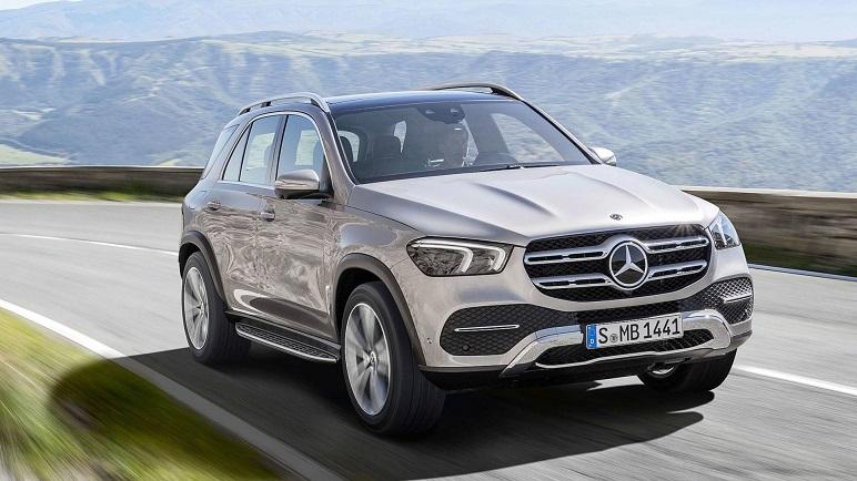 Mercedes-Benz GLE: le caratteristiche del nuovo SUV tedesco