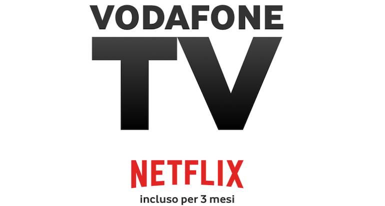 Netflix gratis 3 mesi con Vodafone TV: come ottenerlo