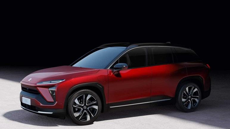 Nio ES6: le caratteristiche del SUV 100% elettrico