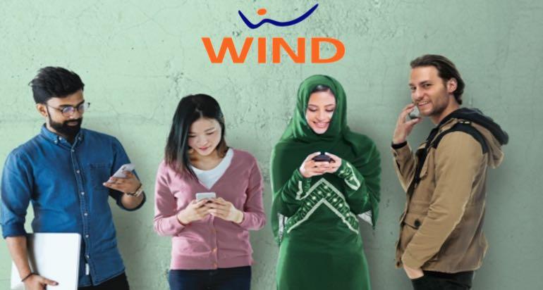 Tariffa Wind per stranieri: minuti in Italia e estero e fino a 30 GB a meno di 10€
