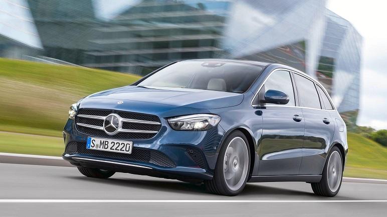 Mercedes-Benz Classe B: le caratteristiche della monovolume