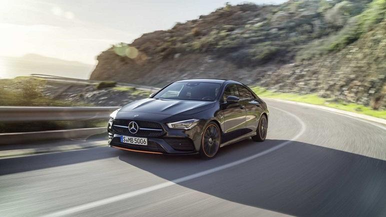Mercedes-Benz CLA: le caratteristiche della berlina