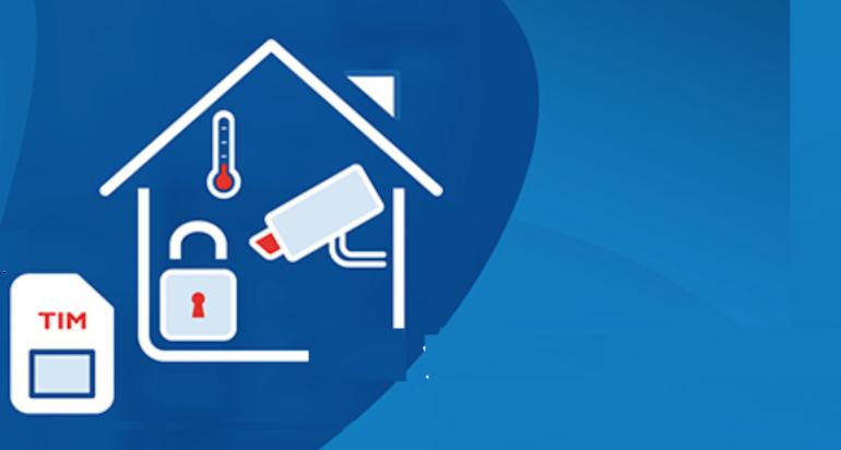 Offerta TIM Home Connect: tariffa IOT per la domotica