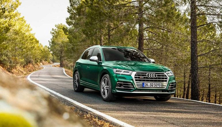 Audi SQ5: le caratteristiche del SUV diesel, ma mild hybrid