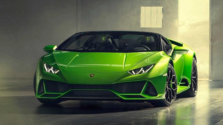Lamborghini Huracan Evo Spyder: uno sguardo alle caratteristiche