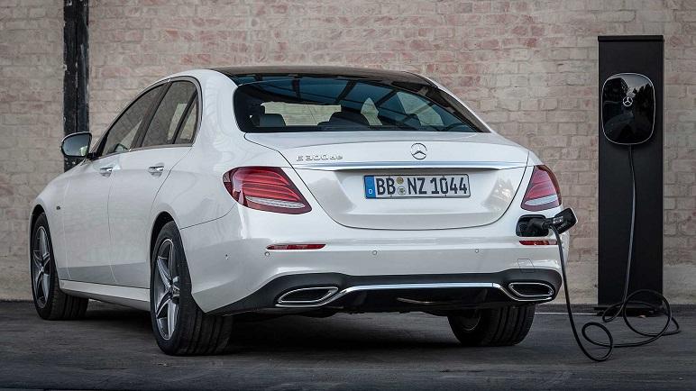Mercedes-Benz E300de EQ Power: caratteristiche dell'ibrida