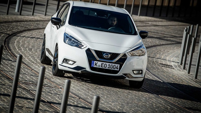 Nissan Micra 1.0 DIG-T N-Sport: le caratteristiche