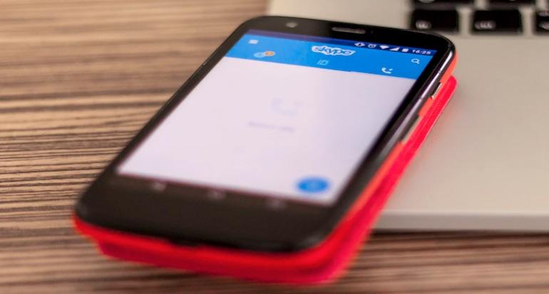 Quanto consuma una videochiamata Skype