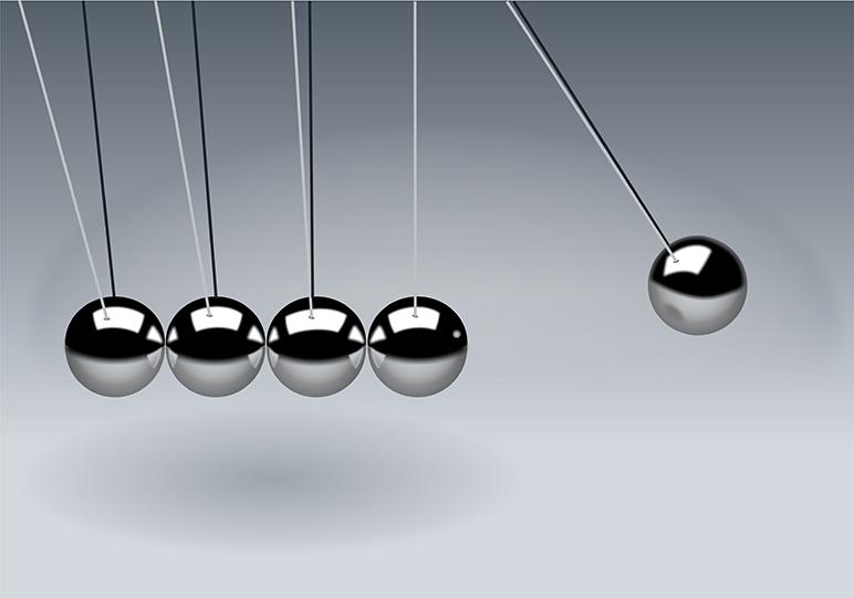 Tamponamento a catena: di chi è la responsabilità?