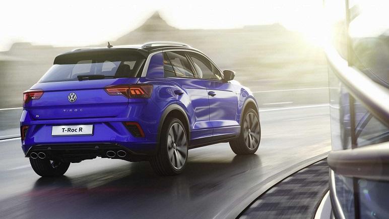 Volkwagen T-Roc R: le caratteristiche del SUV… sportivo