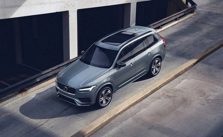 Volvo XC90: mild hybrid per diesel e benzina. Le caratteristiche