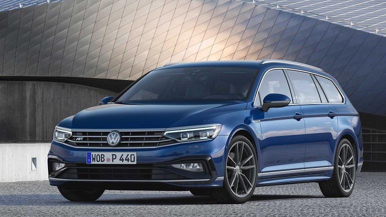 Volkswagen Passat, guida (quasi) autonoma: caratteristiche