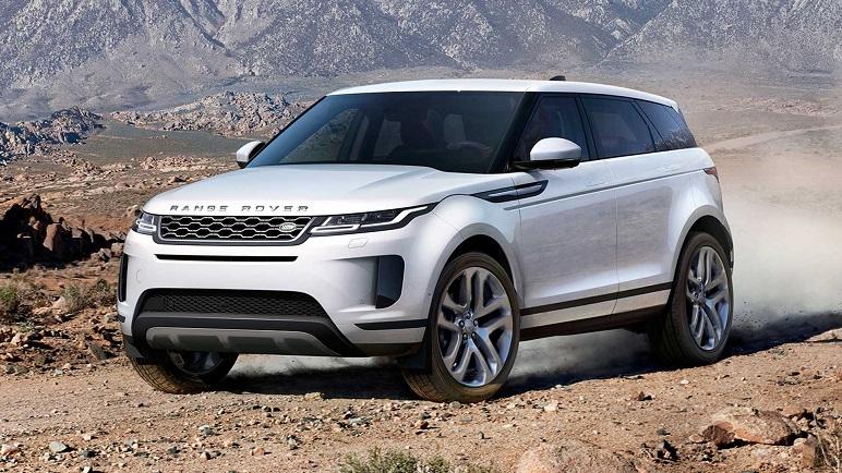 Range Rover Evoque: rivisto il SUV inglese, le caratteristiche