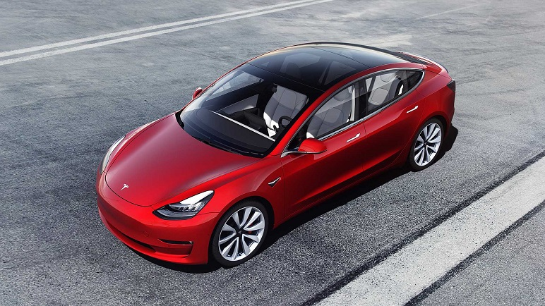 Tesla Model 3: le caratteristiche dell'elettrica