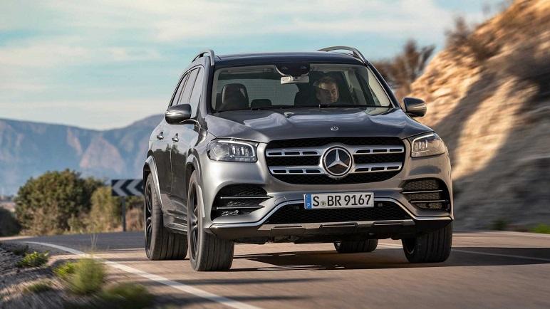Mercedes-Benz GLS: le carattestiche del SUV… che si fa maxi