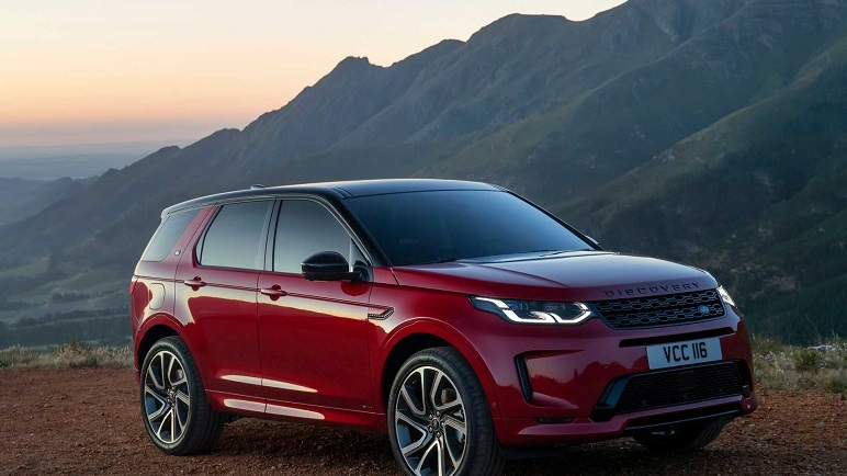 Land Rover Discovery Sport 2020: caratteristiche del restyling