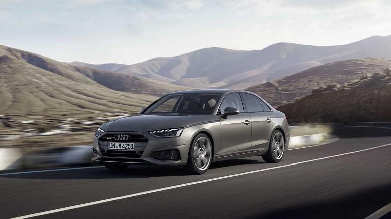 Audi A4: le caratteristiche del restyling. Arriva il mild hybrid