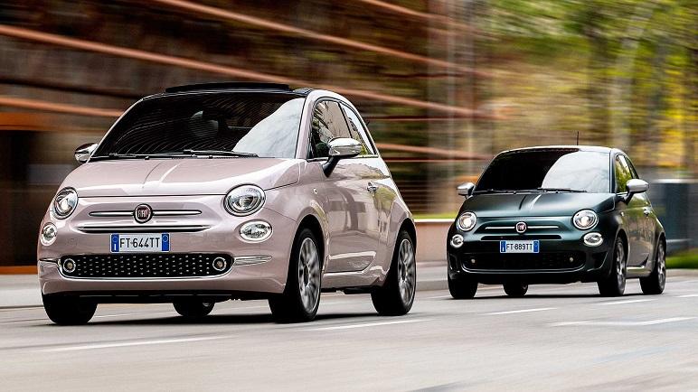 Fiat 500 Star e 500 Rockstar: le caratteristiche delle nuove city-car