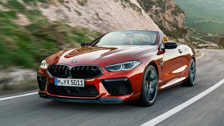 BMW M8: le caratteristiche delle sportive, coupé o cabrio