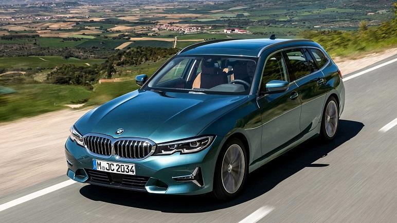 BMW Serie 3 Touring: caratteristiche della nuova station wagon