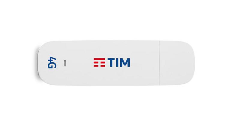 Chiavetta TIM non si connette: la soluzione